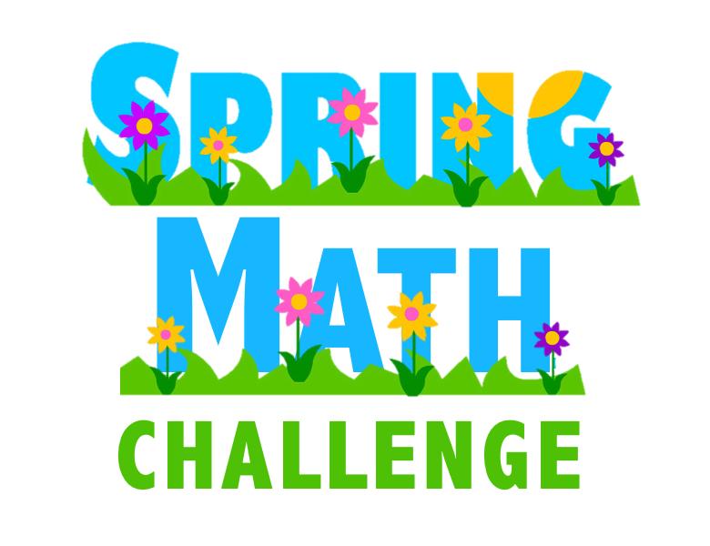 Spring Math Challenge